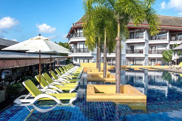 Piscine - Novotel Samui Resort Chaweng Beach Kandaburi 4* Koh Samui Thailande