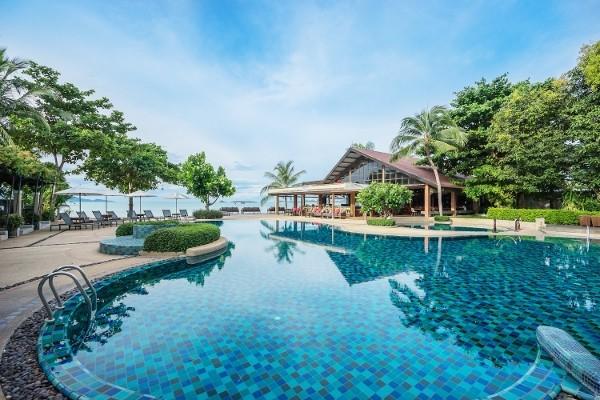 Piscine - Peace Resort Samui 4* Koh Samui Thailande