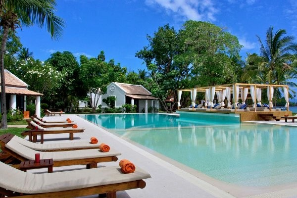 Piscine - Samui Palm Beach Resort