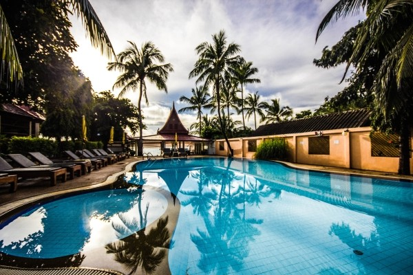 Piscine - Samui Sense Beach Resort 4*