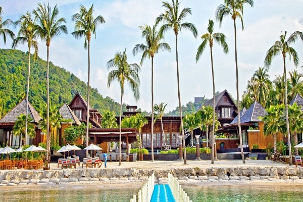 Plage - Club Kappa Club Mai Samui Beach Resort & Spa 5* Koh Samui Thailande