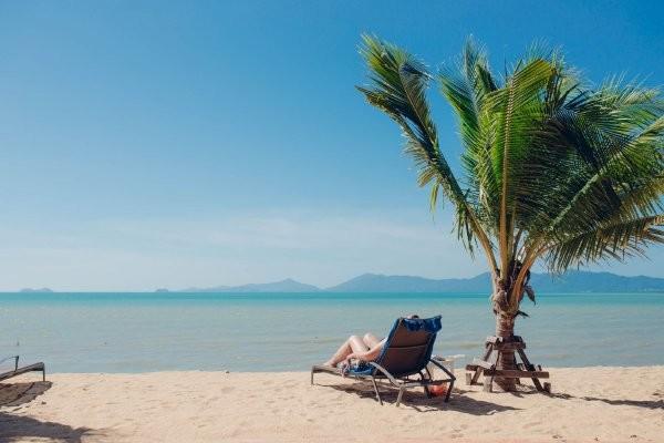 Plage - Hôtel Paradise Beach Resort Samui 4*