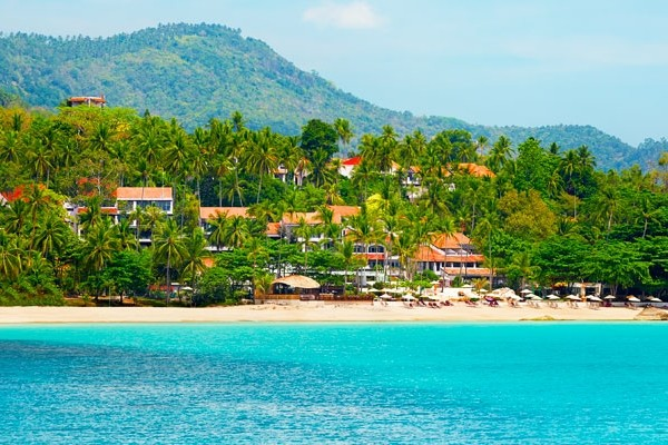 Plage - Sheraton Samui Resort 5* Koh Samui Thailande