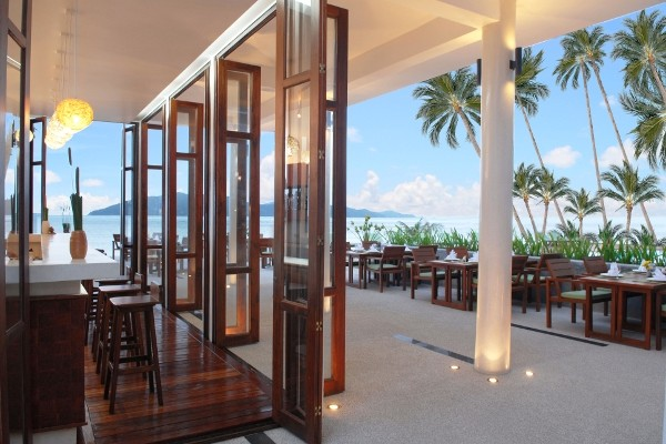 Terrasse - Centra By Centara Coconut Beach Resort Samui 3*Sup Koh Samui Thailande