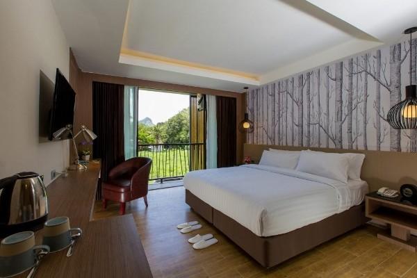 Chambre - Glow Ao Nang Krabi 4* Krabi Thailande
