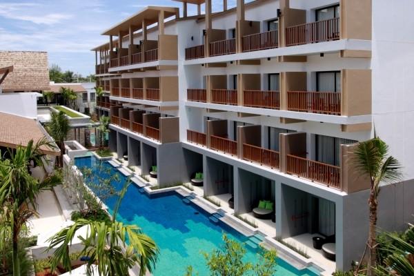 Facade - Deevana Plaza Krabi 4* Krabi Thailande