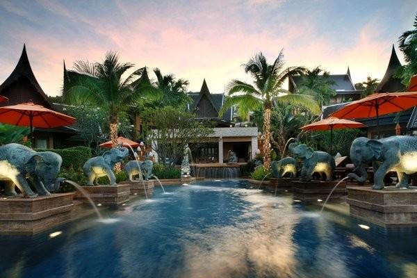 Piscine - Amari Vogue Krabi 5* Krabi Thailande