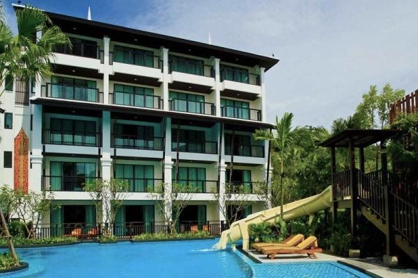 Piscine - Centara Anda Dhevi Resort & Spa Krabi 4* Krabi Thailande
