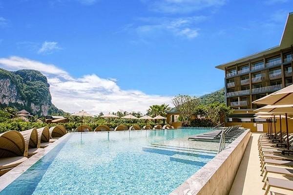 Piscine - Centra Phu Pano Resort Krabi