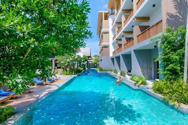 Piscine - Deevana Plaza Krabi 4* Krabi Thailande