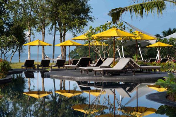 Piscine - Hôtel The Shellsea Krabi 5* Krabi Thailande