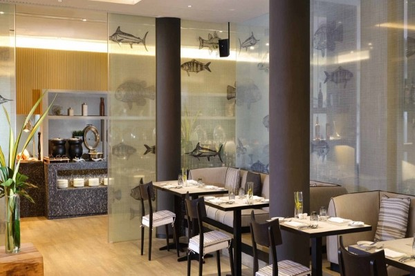 Restaurant - Club Kappa Club The ShellSea Krabi 5* Krabi Thailande