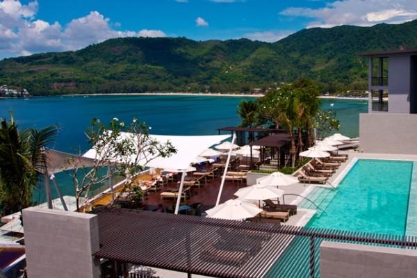 Bar - Hôtel Cape Sienna hotel & villas 5* Phuket Thailande