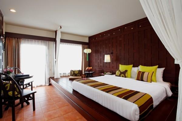 Chambre - Hôtel Aquamarine Resort 4* Phuket Thailande