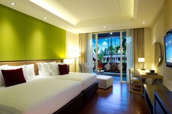Chambre - Club Kappa Club Thai Beach Resort 5* Phuket Thailande