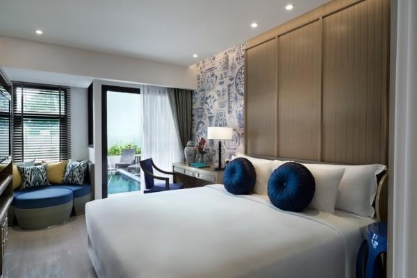 Chambre - Manathai Surin Phuket 4* Phuket Thailande