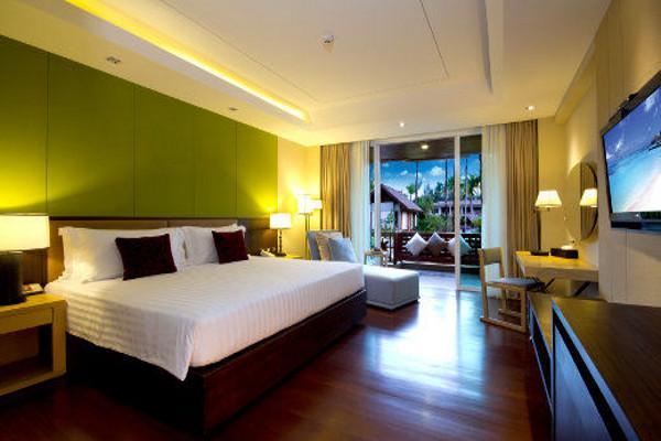 Chambre - Hôtel Sentido Graceland Khao Lak Resort & Spa 5* Phuket Thailande