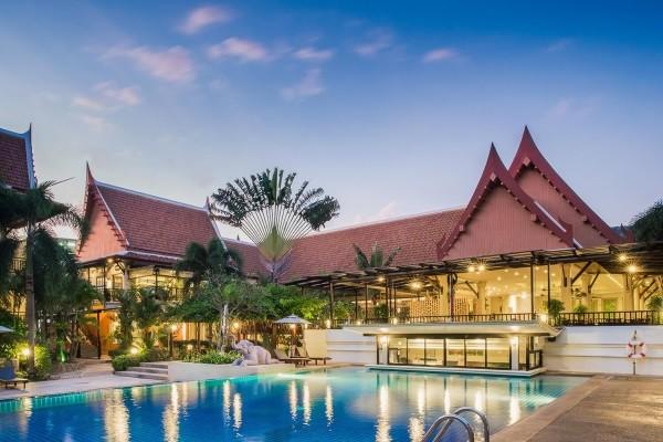 Facade - Deevana Patong Resort & Spa 4* Phuket Thailande