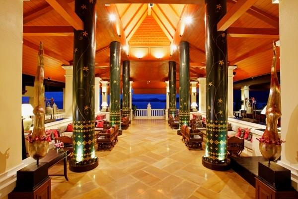 Hall - Aquamarine Resort 4* Phuket Thailande