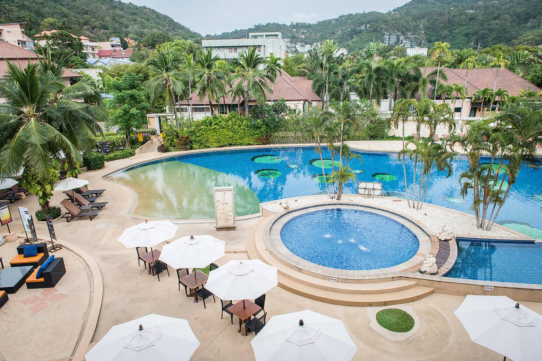 Piscine - Alpina Phuket Nalina Resort & Spa 4* Phuket Thailande