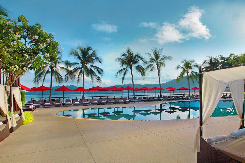 Piscine - Amari Phuket 5* Phuket Thailande