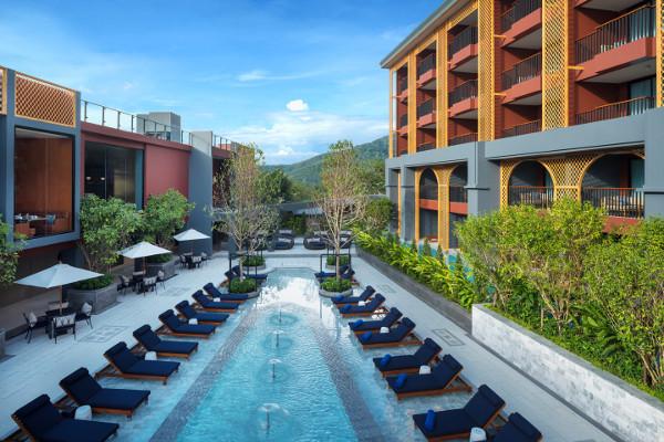 Piscine - Avista Grande Phuket Karon 5* Phuket Thailande