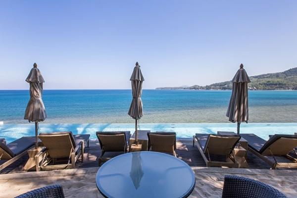 Piscine - Hôtel Cape Sienna hotel & villas 5* Phuket Thailande