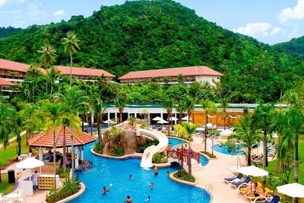 Piscine - Centara Karon Resort Phuket