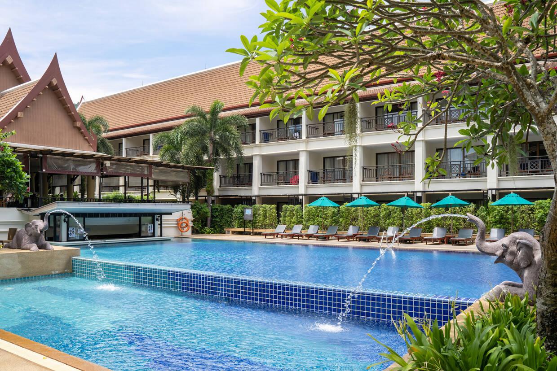 Piscine - Deevana Patong Resort & Spa 4* Phuket Thailande