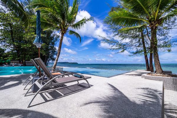 Piscine - Emerald Khao Lak Beach Resort & Spa 4* Phuket Thailande