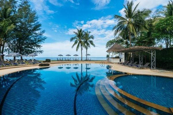Piscine - Club Framissima Hive Khao Lak Beach Resort 4* Phuket Thailande