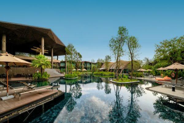 Piscine - Club Framissima Kalima Resort and Villas Khao Lak 5* Phuket Thailande