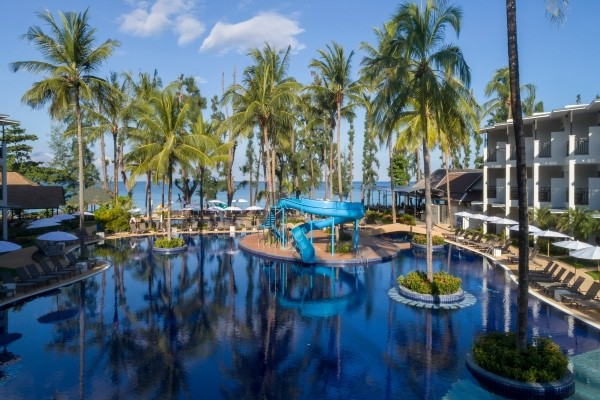 Piscine - Hôtel Framissima Sunwing Bangtao Beach 4* Phuket Thailande