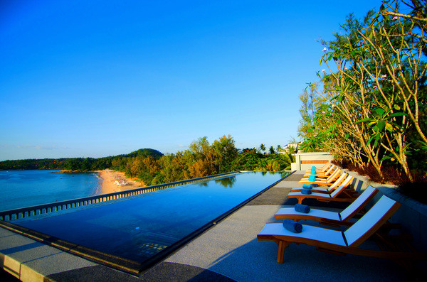 Piscine - Club Framissima Surin Beach Resort 4* Phuket Thailande