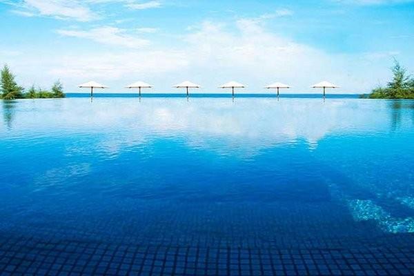 Piscine - Grand West Sands Resort & Villas 4* Phuket Thailande
