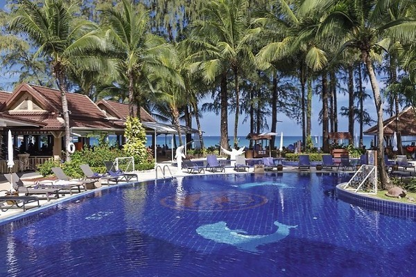 Piscine - Club Jet Tours Phuket 4* Phuket Thailande