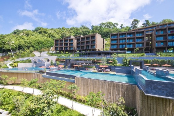 Piscine - Kappa Club Sunsuri Phuket