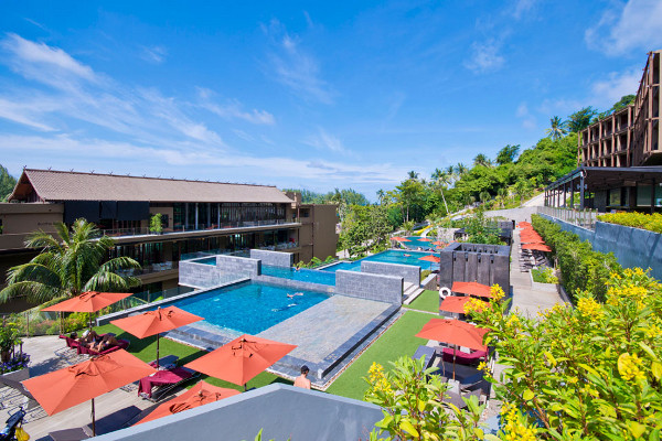 Piscine - Kappa Club Sunsuri Phuket