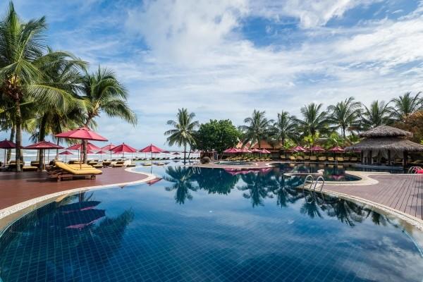 Piscine - Hôtel Khaolak Laguna Resort 4* Phuket Thailande