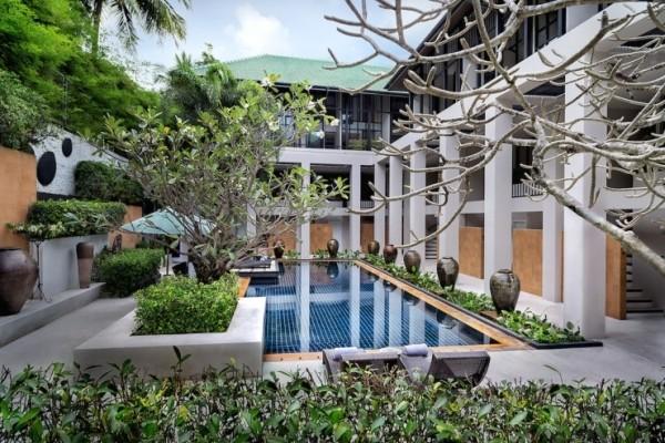 Piscine - Manathai Surin Phuket 4* Phuket Thailande