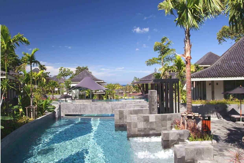 Piscine - Mandarava Resort And Spa 4* Phuket Thailande