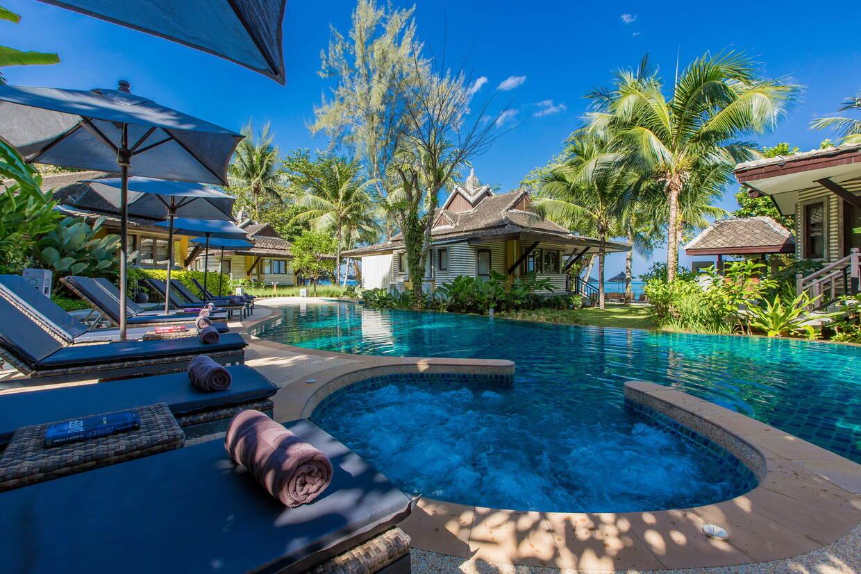 Piscine - Moracea by Khao Lak Resort 5* Phuket Thailande