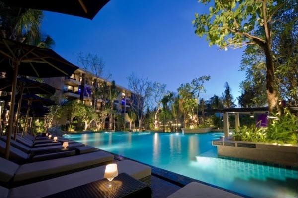 Piscine - Hôtel Novotel Phuket Kata Avista Resort & Spa 4* sup Phuket Thailande