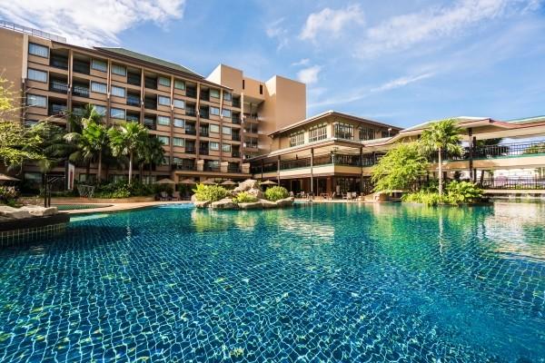 piscine - Novotel Phuket Vintage Park