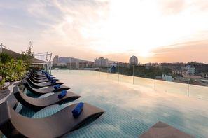 Vacances Patong: Hôtel Oakwood Hotel Journey Hub Phuket