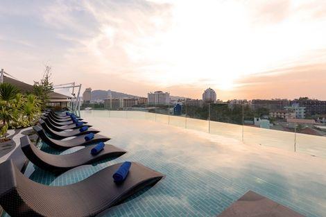Hôtel Oakwood Hotel Journey Hub Phuket 4*