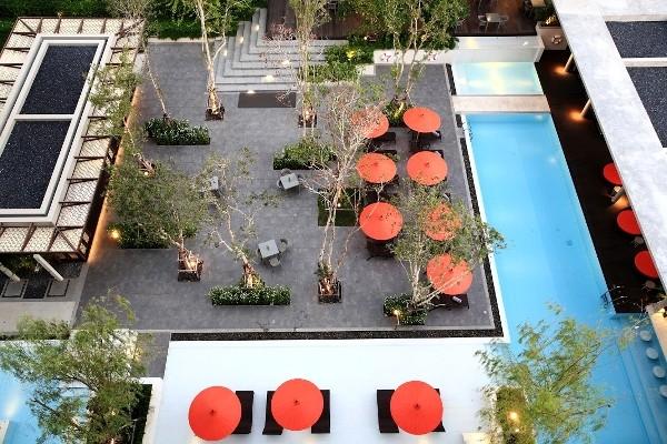Piscine - Proud Phuket 4*