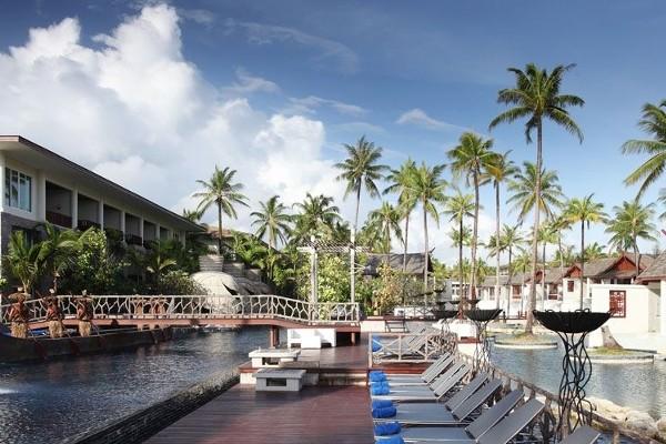 Piscine - Hôtel Sentido Graceland Khao Lak Resort & Spa 5* Phuket Thailande