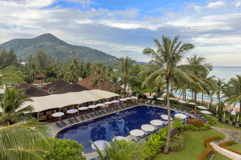 Piscine - Sunprime Kamala Beach Resort - Adult Only 4* Phuket Thailande