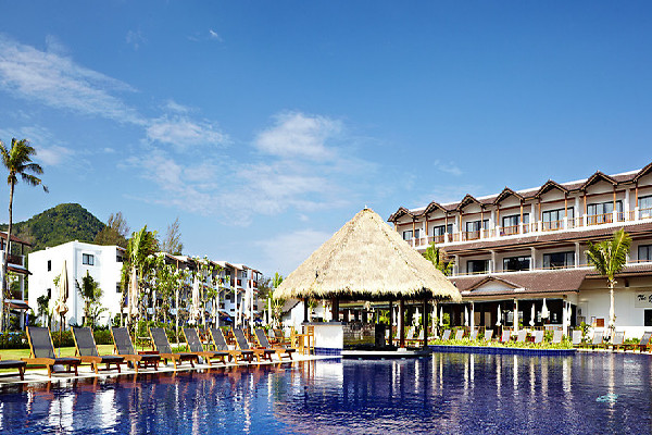 Piscine - Hôtel Sunprime Kamala Beach Resort 4*